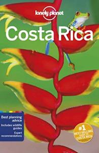 Lonely Planet Costa Rica BOOK NUEVO