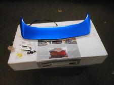 NOS Honda Blue Rear Spoiler w/ Brake Light 2012 GL1800 Goldwing 08F64-MCA-191C