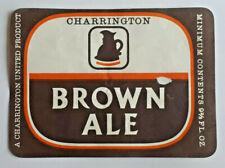 Charrington - Brown Ale - 1 x Label 1960's