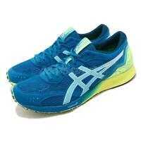 Asics Tartheredge Blue Yellow Mens Womens Marathon Running Shoes 1011A544-400