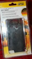 HTC DESIRE OTTERBOX COMMUTER BLACK CASE SKIN PROTECTOR THIN STURDY