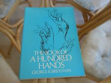 The Book Of A Hundred Hands - Bridgman - Paperback