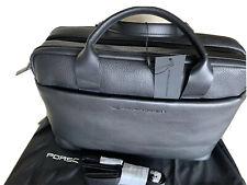 Porsche Design bolso Bag Cervo 2.1 MHz Business portátil de cuero nuevo