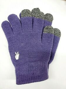 Touch Screen Finger Logic Winter Gloves Women Men Uni-Sex Colors 1 Size Fits All