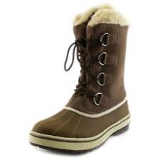 40 stivali da neve, invernali da donna con tacco medio (3,9-7 cm)