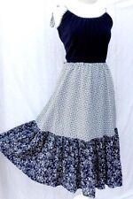 Rockabilly Cotton Blend Everyday Vintage Dresses for Women
