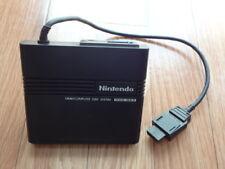 Nintendo Famicom Disk System Console RAM Adapter NES FDS HVC-023 Retro Game JP