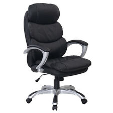 New PU Leather High Back Desk Office Chair Executive Ergonomic Computer Task
