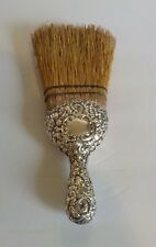 Dominick & Haff Sterling Silver REPOUSSE Whisk Broom, c. 1890-1900