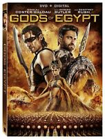 Gods Of Egypt DVD + Digital