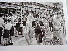 1962 Coney Island Brooklyn New York City NYC Photo Reprint 8x10