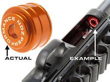 for Mossberg Tactical Shotgun Magazine Follower 12ga Low-Drag High Vis Ndz Orang