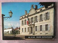 catalogue Ile d'Aix Musée Napoléonien l'Indispensable guide illustré s.d
