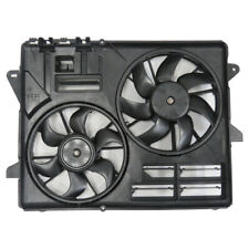 Radiator Fan Assembly For 2015-2017 Ford Mustang 2016 TYC 623350