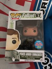 Funko Pop! Games Fallout #67 Power Armor (Unmasked) (NYCC 2015)