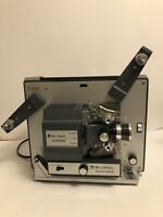 Vintage Bell & Howell Autoload Model 357B Super 8 Film Movie Projector W/ Box