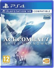 Ace Combat 7 Skies Unknown PS4 New Sealed