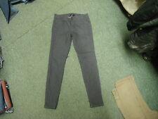 "Forever 21 Skinny Jeans Waist 28"" Leg 29"" Black Faded Ladies Jeans"