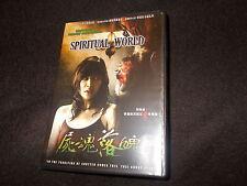 NEW All Region DVD Thai 2011 Horror Thriller SPIRITUAL WORLD Anuchit Sapanpong
