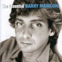 """BARRY MANILOW """"THE ESSENTIAL - BEST OF"""" 2 CD NEU"""