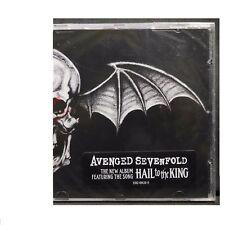 NEW AVENGED SEVENFOLD Hail Of The King Taiwan CD 2013
