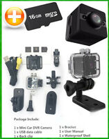 COP CAM Security Camera FHD1080 Motion Detection 16 GB Night Vision Recorder