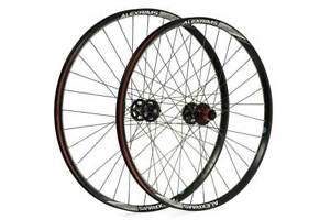 Pro-Build Wheels Rear TL Ready Trail Wheel Alex/Chosen QR 135 MM Axle Black