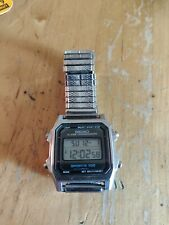 Rare Seiko Sports 100 LCD Digital Watch