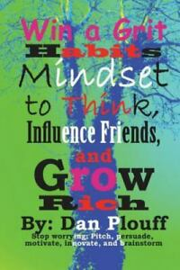 Win a grit habits mindset to think, influence friends, and grow rich book rare
