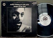 Walter Bishop, Jr's' 4th Cycle, Keeper Of My Soul VG+ Black Jazz Records