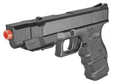 P698 Glock style Spring Airsoft Pistol Hand Gun 250FPS Extra Clip BB GUN 6MM