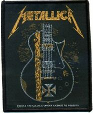"Metallica "" Hetfield Guitare "" Patch/Patches 602453 #"