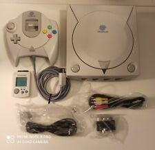 Sega dreamcast console pal pari al nuovo