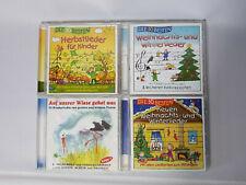 4xCD 3x Die 30 Besten... Herbstlieder, Weihnachtslieder und neue W. Kinderlieder