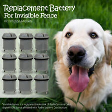 Replacement Battery for invisible Fence Dog Collar R21/R22/R51/Microlite