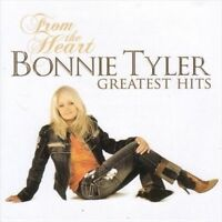 BONNIE TYLER From The Heart Greatest Hits CD BRAND NEW Best Of