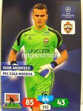 Adrenalyn XL Champions League 13/14 - Igor Akinfeev - PFC CSKA Moskva