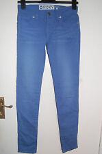 Dazzling Blue ROXY Skinny Ripped Jeans Size 25 BNWT