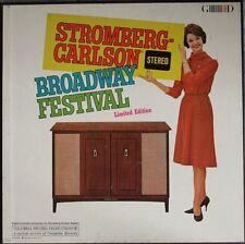 DISCO 33 GIRI - STROMBERG-CARLSON - BROADWAY FESTIVAL (COFANETTO 5 LP)