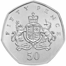 Christopher Ironside 50 pence coin 2013