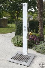Garten Dusche Tobago Edelstahldusche Gartendusche Freilanddusche Außendusche