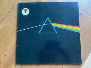 Pink Floyd The Dark Side of the Moon LP Farbige Pressung weiß limitiert selten