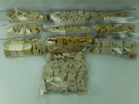 1000 Wooden Scrabble Tiles For Crafting Jewelry Making 10 complete sets Letters