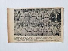 Quebec Bulldogs 1924 Team Picture Monk Sherlock Mickey Corcoran