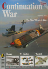 FINLAND USSR WW2 Aircraft Profiles Eastern Front NEW Models Airframe Extra 6