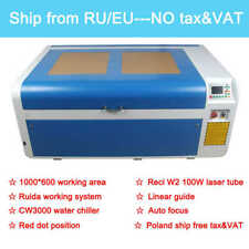 100W Laser Schneiden Gravur Maschine Ruida DSP 100 0*600 Laser maschine 100W