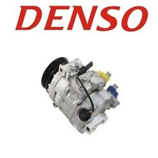 For BMW E82 E88 E90 E91 E92 A/C Compressor w/ Clutch OEM Denso 64529122618