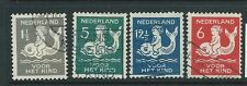 NETHERLANDS 1929 CHARITY SET USED CAT £19