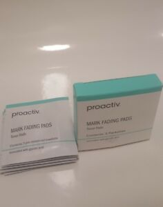 Proactiv Mark Fading Pads. Toner Pads. 5 x Packettes. Spot Control, Clear Skin.