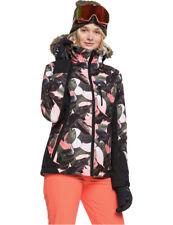 Roxy Jet Ski Prem Snow Jacket in Plumes